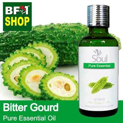 Pure Essential Oil (EO) - Bitter Gourd Essential Oil - 50ml