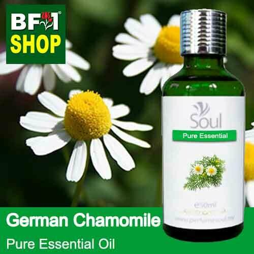 Pure Essential Oil (EO) - Chamomile - German Chamomile Essential Oil - 50ml