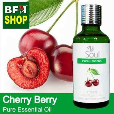 Pure Essential Oil (EO) - Cherry Berry Essential Oil - 50ml
