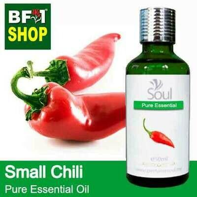 Pure Essential Oil (EO) - Chili - Small Chili Essential Oil - 50ml
