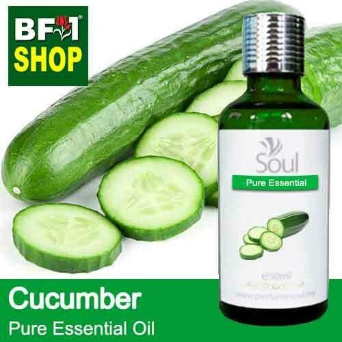 Pure Essential Oil (EO) - Cucumber Essential Oil - 50ml