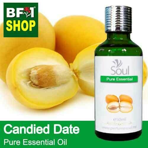 Pure Essential Oil (EO) - Date - Candied Date Essential Oil - 50ml