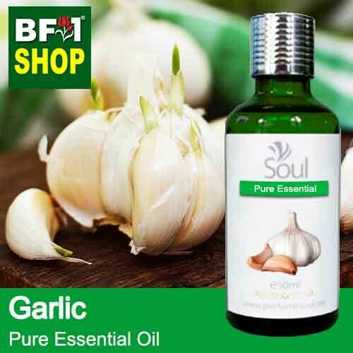 Pure Essential Oil (EO) - Garlic Essential Oil - 50ml