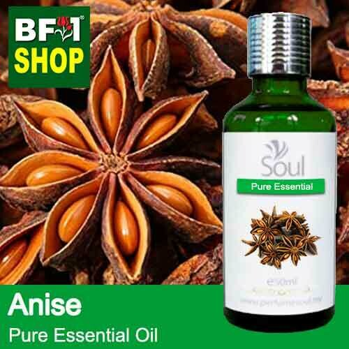 Pure Essential Oil (EO) - Anise Essential Oil - 50ml