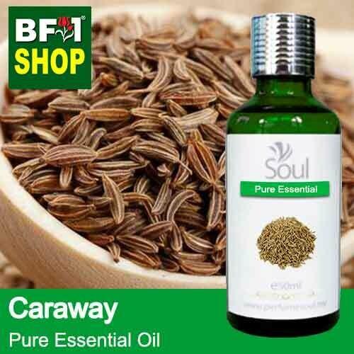 Pure Essential Oil (EO) - Caraway Essential Oil - 50ml