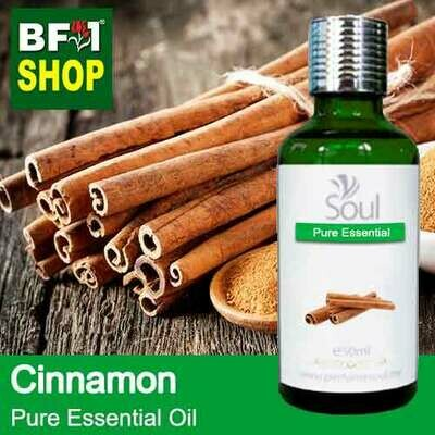 Pure Essential Oil (EO) - Cinnamon Essential Oil - 50ml