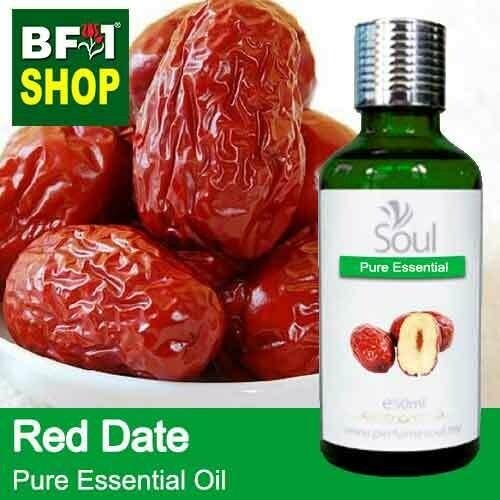 Pure Essential Oil (EO) - Date - Red Date Essential Oil - 50ml