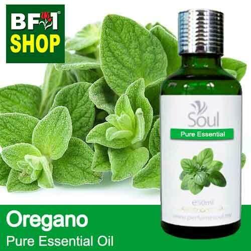 Pure Essential Oil (EO) - Oregano ( Origanum Vulgare ) Essential Oil - 50ml