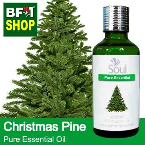 Pure Essential Oil (EO) - Pine - Christmas Pine Essential Oil - 50ml