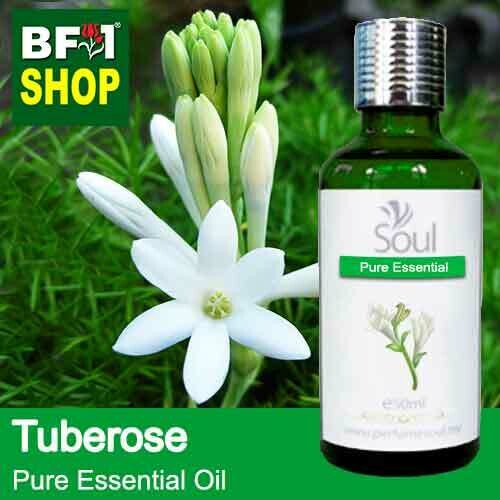 Pure Essential Oil (EO) - Tuberose Essential Oil - 50ml