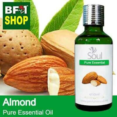 Pure Essential Oil (EO) - Almond Essential Oil - 50ml
