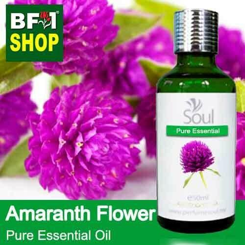 Pure Essential Oil (EO) - Amaranth Flower Essential Oil - 50ml