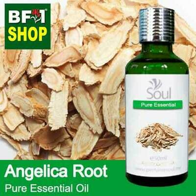 Pure Essential Oil (EO) - Angelica Root Essential Oil - 50ml