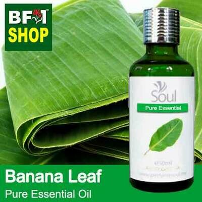 Pure Essential Oil (EO) - Banana Leaf Essential Oil - 50ml