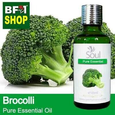 Pure Essential Oil (EO) -  Broccoli Essential Oil - 50ml