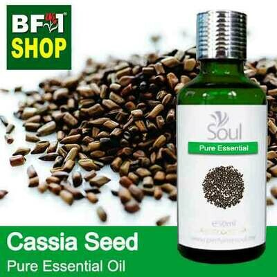 Pure Essential Oil (EO) - Cassia Seed Essential Oil - 50ml