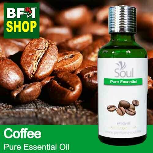 Pure Essential Oil (EO) - Coffee Essential Oil - 50ml