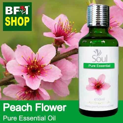 Pure Essential Oil (EO) - Peach Flower Essential Oil - 50ml
