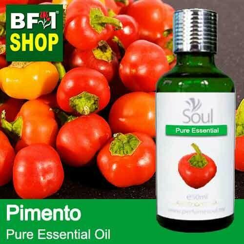 Pure Essential Oil (EO) - Pimento Essential Oil - 50ml