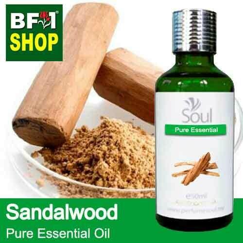 Pure Essential Oil (EO) - Sandalwood Essential Oil - 50ml