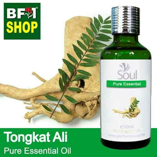 Pure Essential Oil (EO) - Tongkat Ali Essential Oil - 50ml