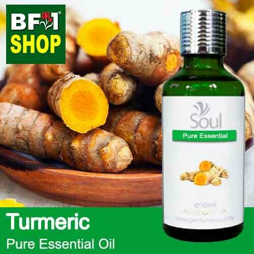 Pure Essential Oil (EO) - Turmeric Essential Oil - 50ml