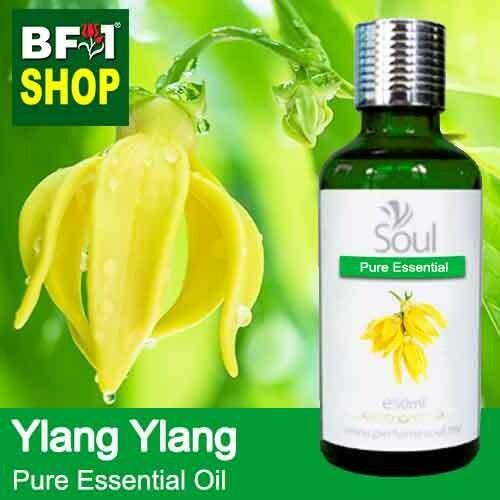 Pure Essential Oil (EO) - Ylang Ylang Essential Oil - 50ml