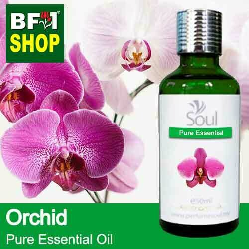 Pure Essential Oil (EO) - Orchid Essential Oil - 50ml