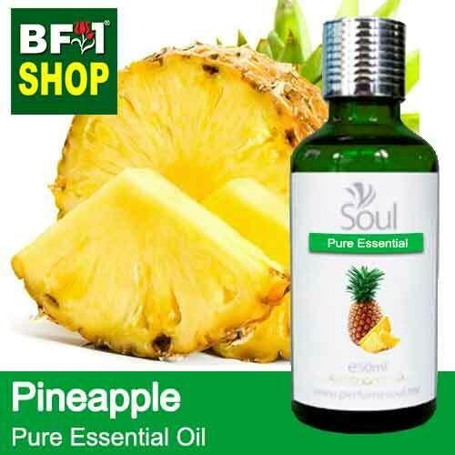 Pure Essential Oil (EO) - Pineapple Essential Oil - 50ml