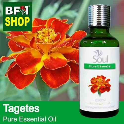 Pure Essential Oil (EO) - Tagetes Essential Oil - 50ml