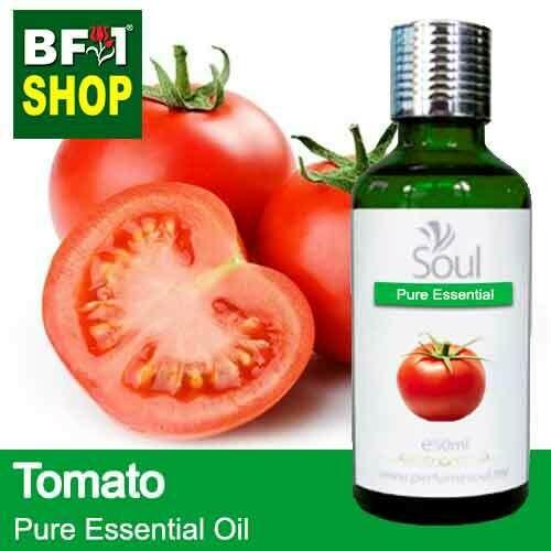 Pure Essential Oil (EO) - Tomato Essential Oil - 50ml