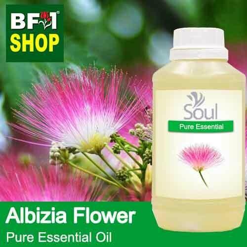 Pure Essential Oil (EO) -  Albizia Flower ( Albizia Julibrissin ) Essential Oil - 500ml