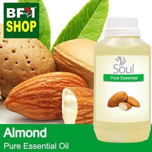 Pure Essential Oil (EO) - Almond Essential Oil - 500ml
