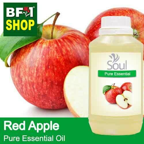 Pure Essential Oil (EO) - Apple - Red Apple Essential Oil - 500ml