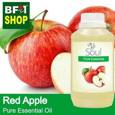 Pure Essential Oil (EO) - Apple - Red Apple Essential Oil - 500ml