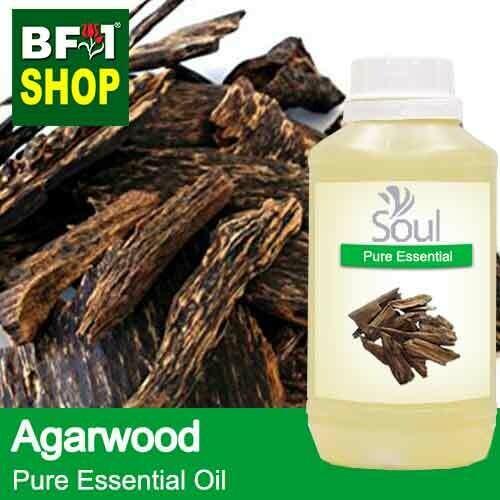 Pure Essential Oil (EO) - Agarwood Essential Oil - 500ml