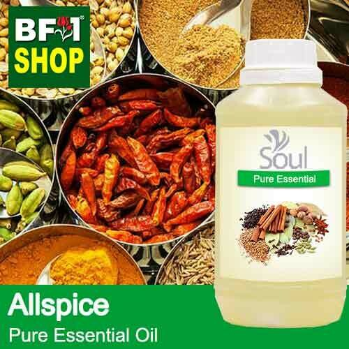 Pure Essential Oil (EO) - Allspice Essential Oil - 500ml