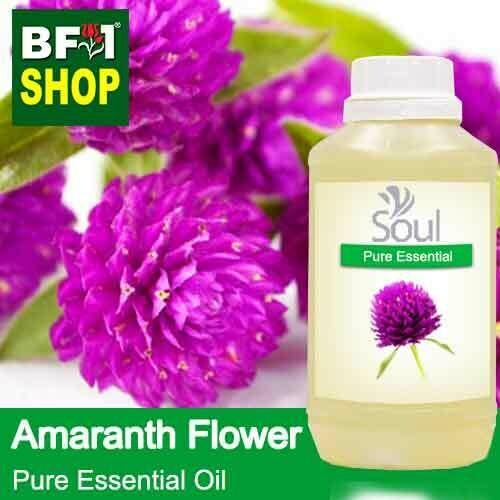 Pure Essential Oil (EO) - Amaranth Flower Essential Oil - 500ml