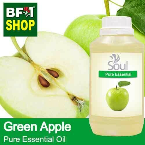 Pure Essential Oil (EO) - Apple - Green Apple Essential Oil - 500ml