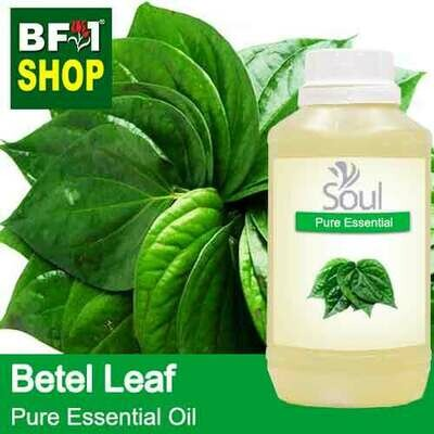 Pure Essential Oil (EO) - Betel Leaf ( Daun Sireh ) Essential Oil - 500ml
