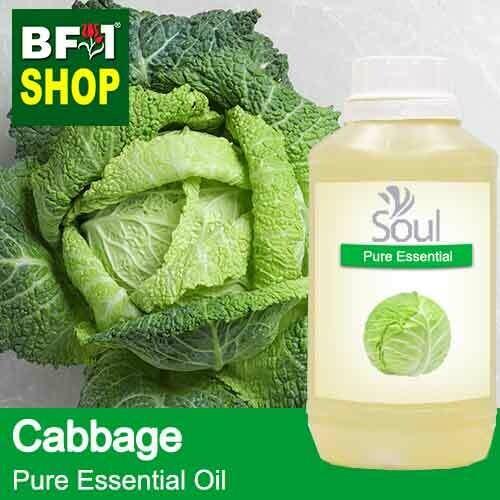 Pure Essential Oil (EO) - Cabbage Essential Oil - 500ml