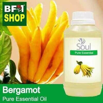 Pure Essential Oil (EO) - Bergamot Essential Oil - 500ml