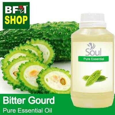 Pure Essential Oil (EO) - Bitter Gourd Essential Oil - 500ml