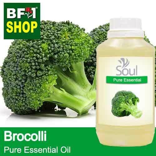 Pure Essential Oil (EO) - Broccoli Essential Oil - 500ml