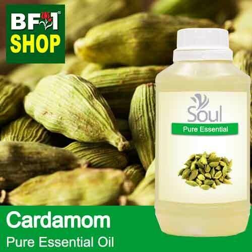 Pure Essential Oil (EO) - Cardamom Essential Oil - 500ml