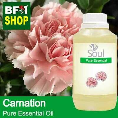 Pure Essential Oil (EO) - Carnation Flower Essential Oil - 500ml