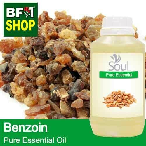 Pure Essential Oil (EO) - Benzoin Essential Oil - 500ml