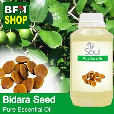 Pure Essential Oil (EO) - Bidara Seed ( Zizyphus Mauritiana ) Essential Oil - 500ml