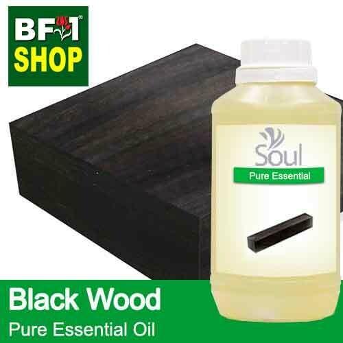 Pure Essential Oil (EO) - Black Wood Essential Oil - 500ml