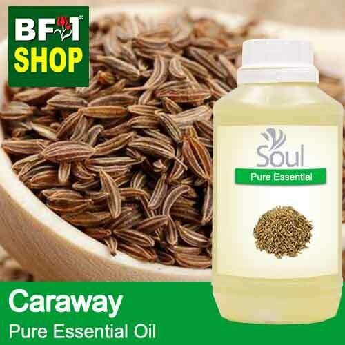 Pure Essential Oil (EO) - Caraway Essential Oil - 500ml